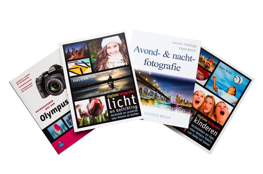 Fotografieboeken van Kees Krick Media
