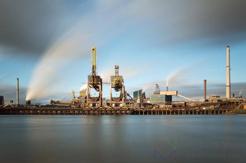 IJmuiden Tata Steel door Kees Krick Media