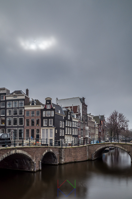 Zonsverduistering in Amsterdam - Kees Krick Media