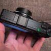 Een compacte camera met de sensor van een spiegelreflex (APS-C)