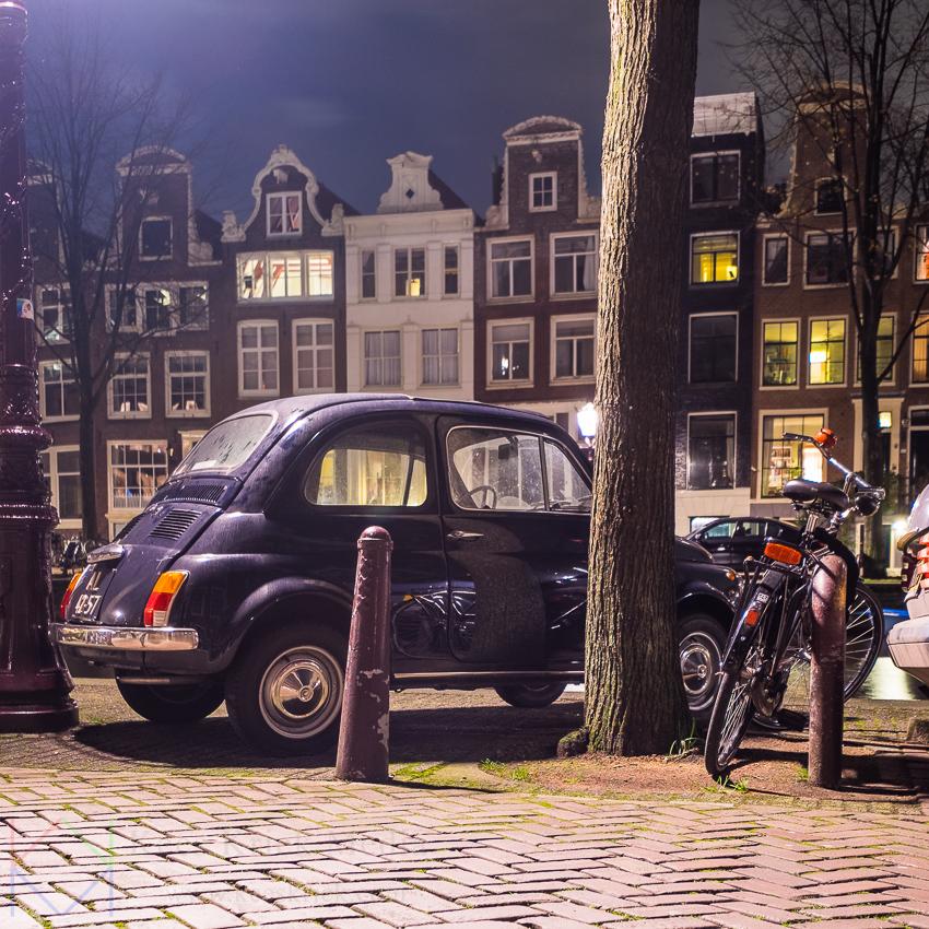 Lensflare tijdens avond- en nachtfotografie