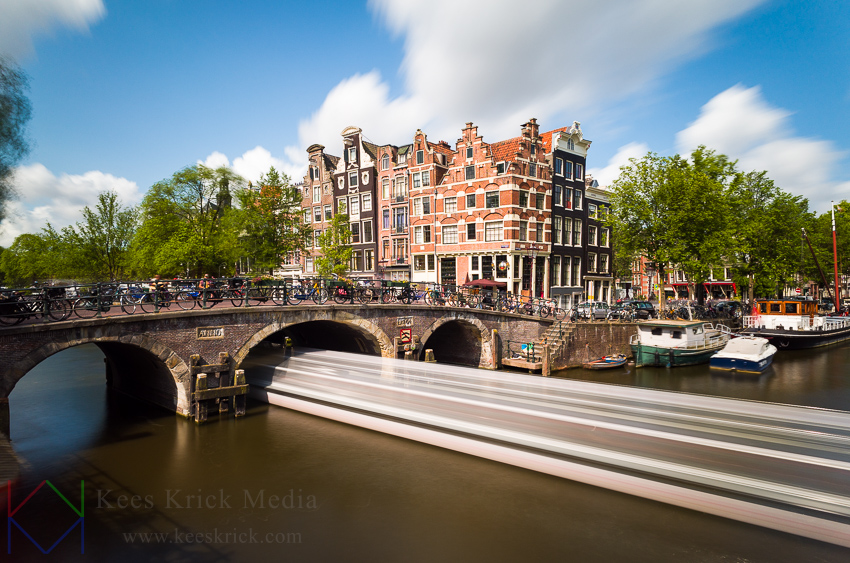 Workshop lange sluitertijden met ND-filters door Kees Krick Media