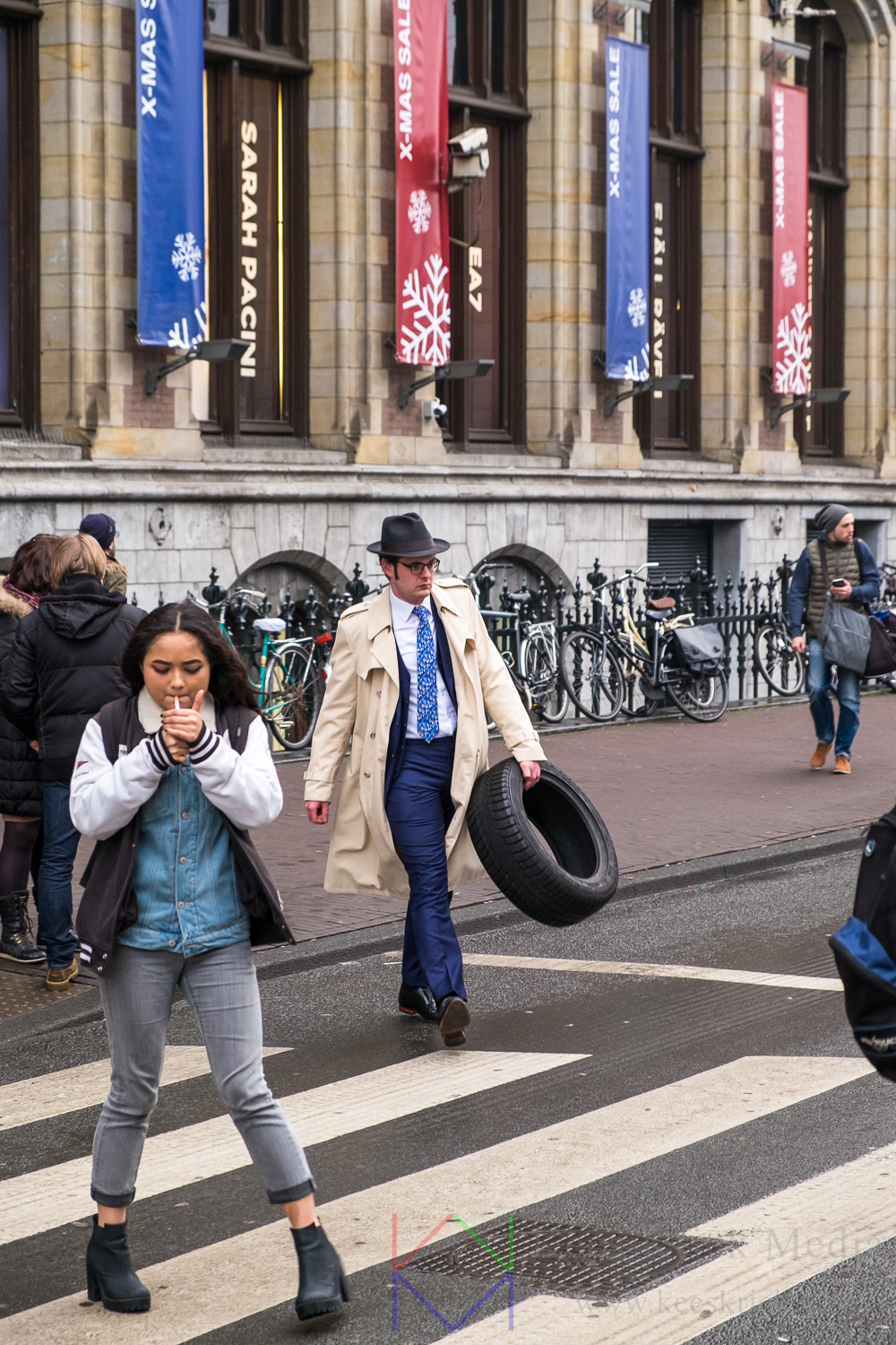 Straatfotografie door Kees Krick Media