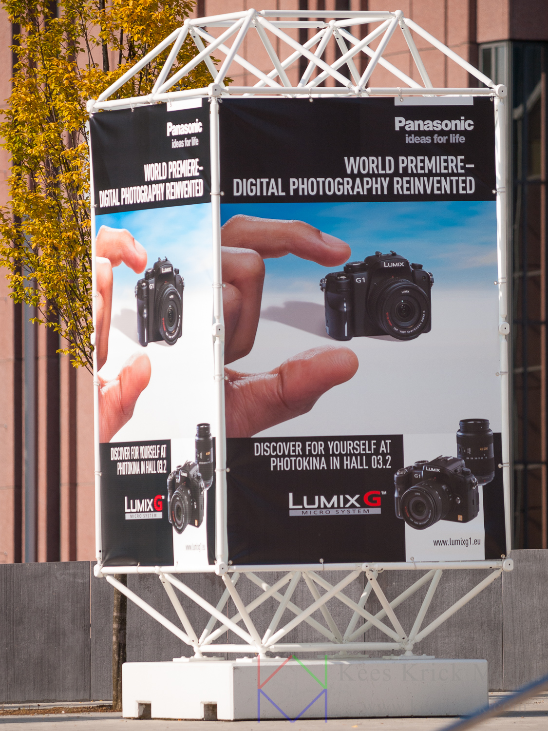 Panasonic Lumix G1 - Kees Krick Media