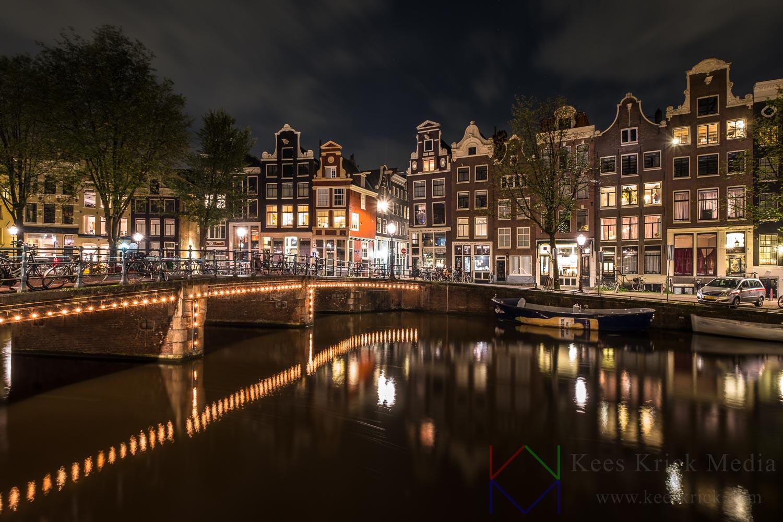 Amsterdam Singel (andere zijde).