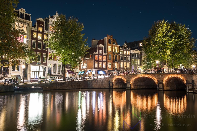 Amsterdam Singel.