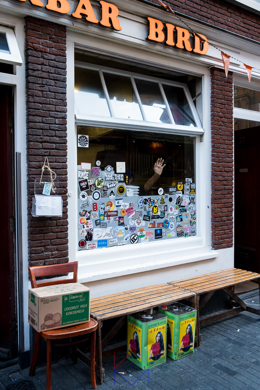 Amsterdam - Zeedijk