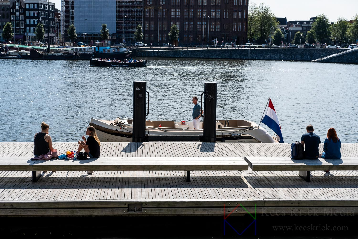 Amsterdam - Centraal Station  - Oosterdok