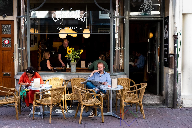 Amsterdam - Negen Straatjes (De 9 Straatjes) - Huidenstraat - Huidenstraat - Café de Pels