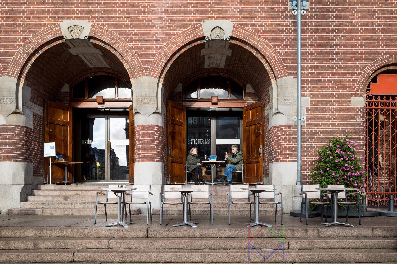 Amsterdam - Beurs van Berlage