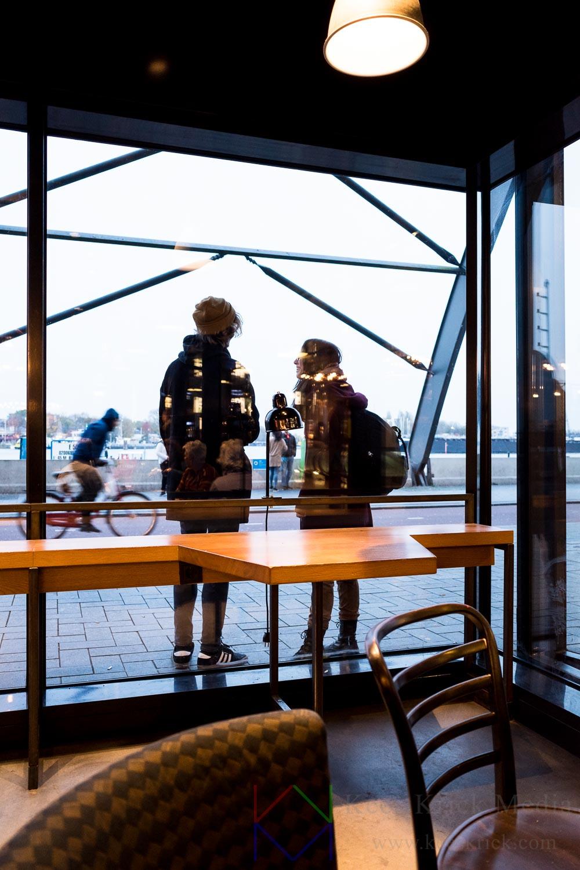 Amsterdam - Centraal Station - Starbucks