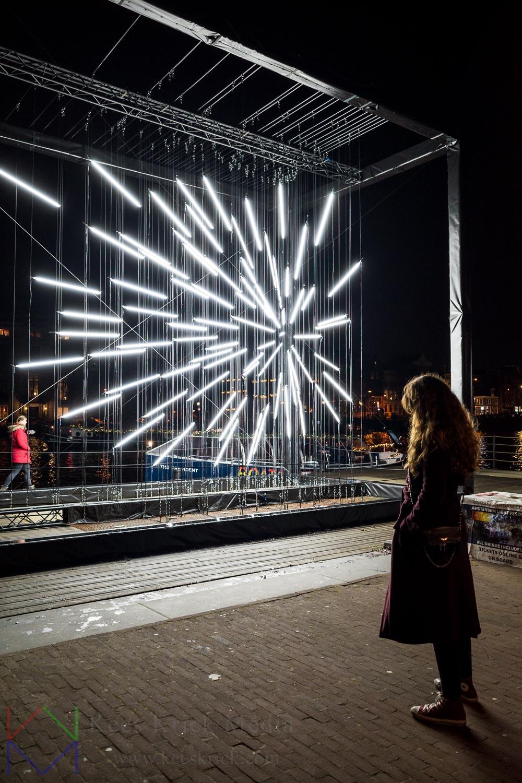 Amsterdam Light Festival Amstel Hermitage
