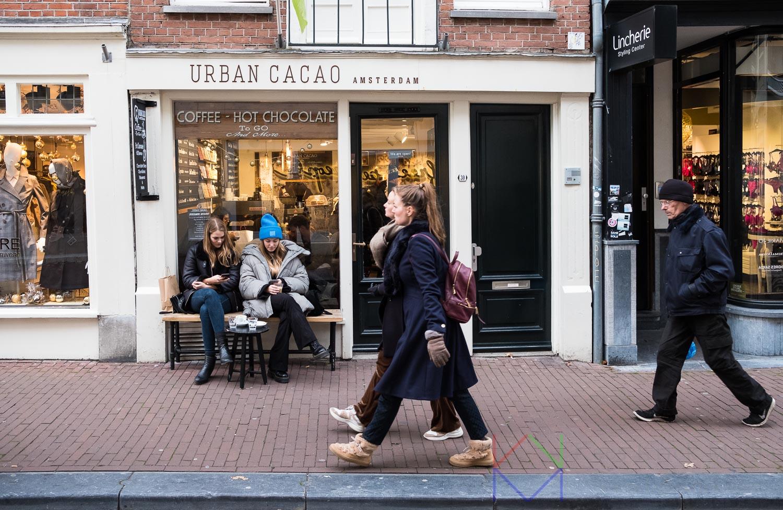 Amsterdam - Negen Straatjes (De 9 Straatjes) - Huidenstraat - Urban Cacao