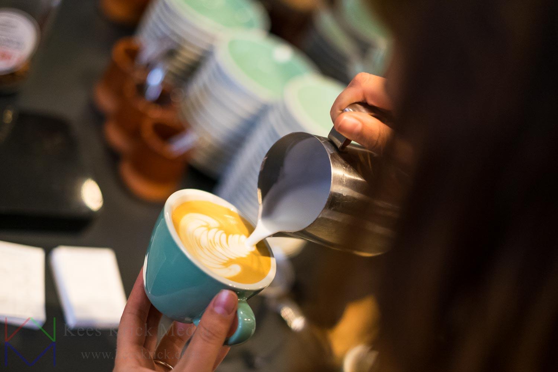 Workshop zakelijke fotografie voor zelfstandigen en bedrijven - Bocca Koffie Amsterdam