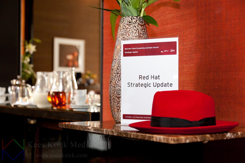 Workshop zakelijke fotografie voor zelfstandigen en bedrijven - Red Hat