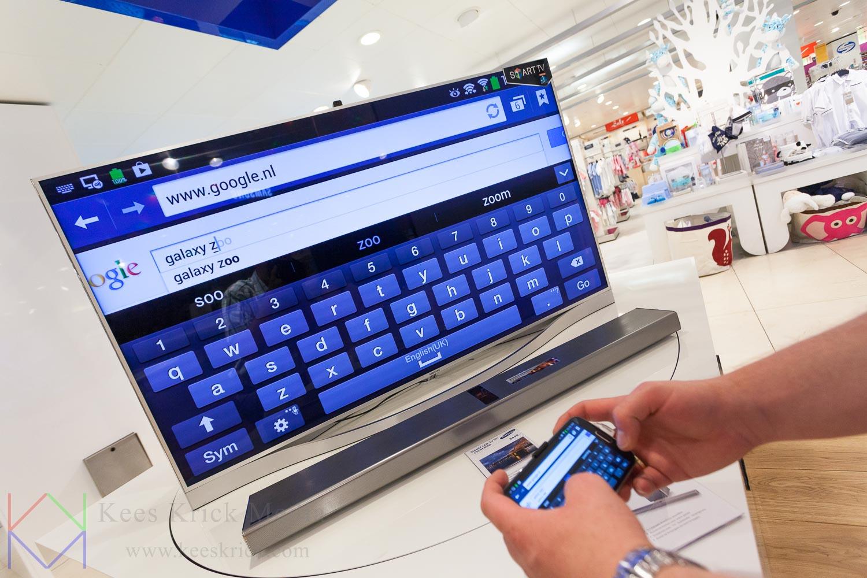 Workshop zakelijke fotografie voor zelfstandigen en bedrijven - Samsung Galaxy Experience Store Bijenkorf