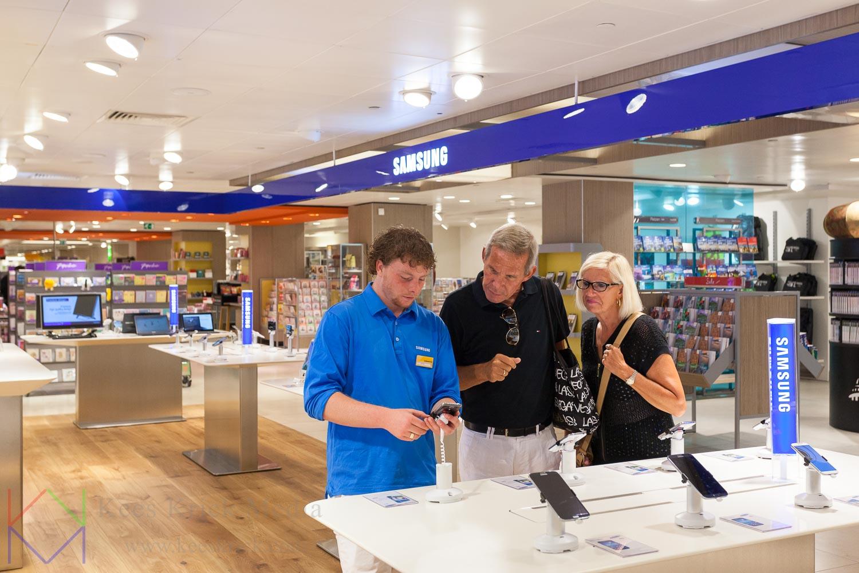 Workshop zakelijke fotografie voor zelfstandigen en bedrijven - Samsung Experience Galaxy Store Bijenkorf