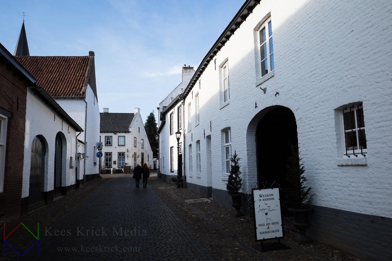 Thorn (het witte dorp in Zuid Limburg)