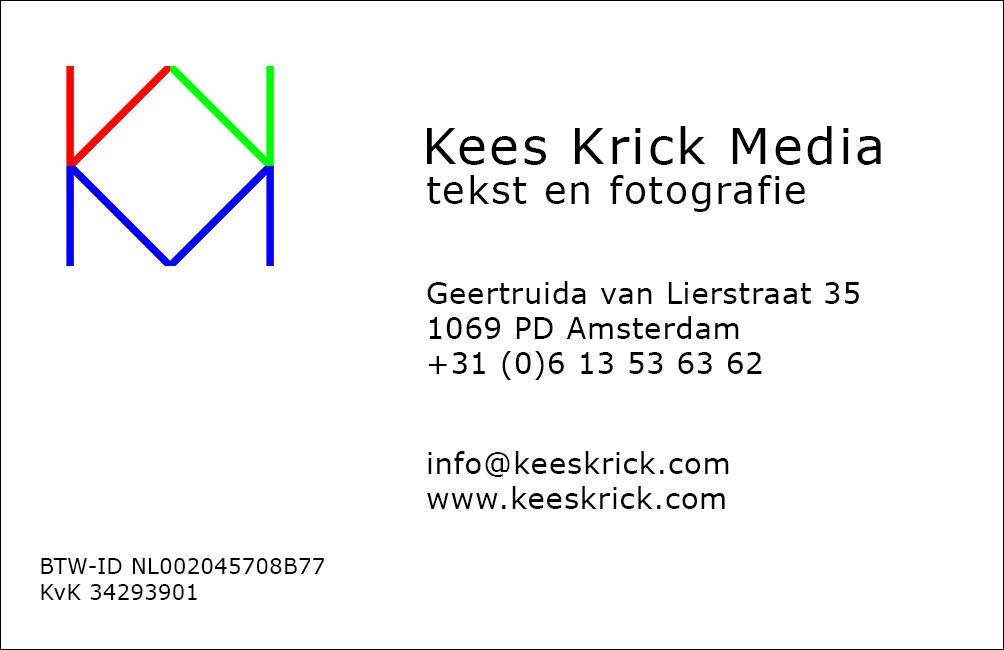 Kees Krick Media - Contact