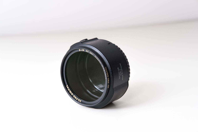 Ricoh GR GA1 Lens Adapter