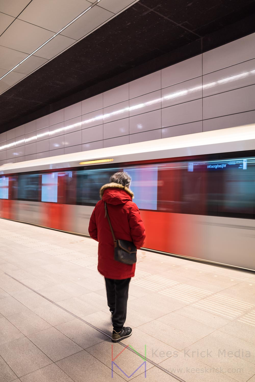 Amsterdam - Metro - Vijzelgracht