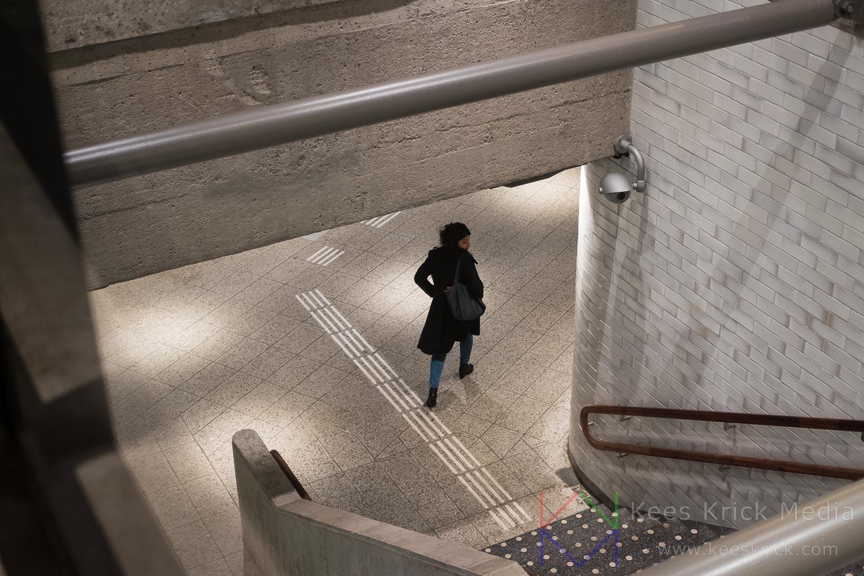 Amsterdam - Metro - Weesperplein