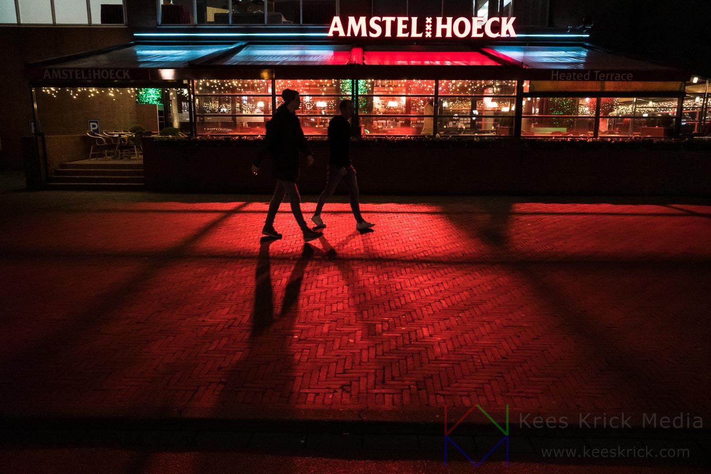 Amsterdam - Stopera - Restaurant Amstelhoeck
