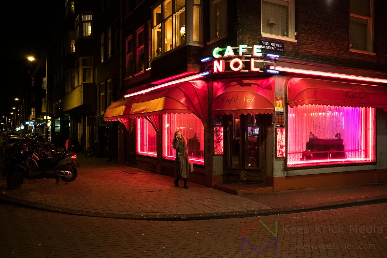 Amsterdam - Jordaan - Cafe Nol