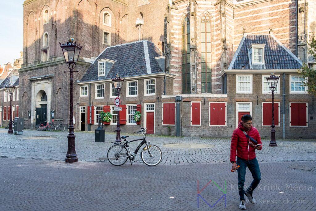 Amsterdam - Oudekerksplein