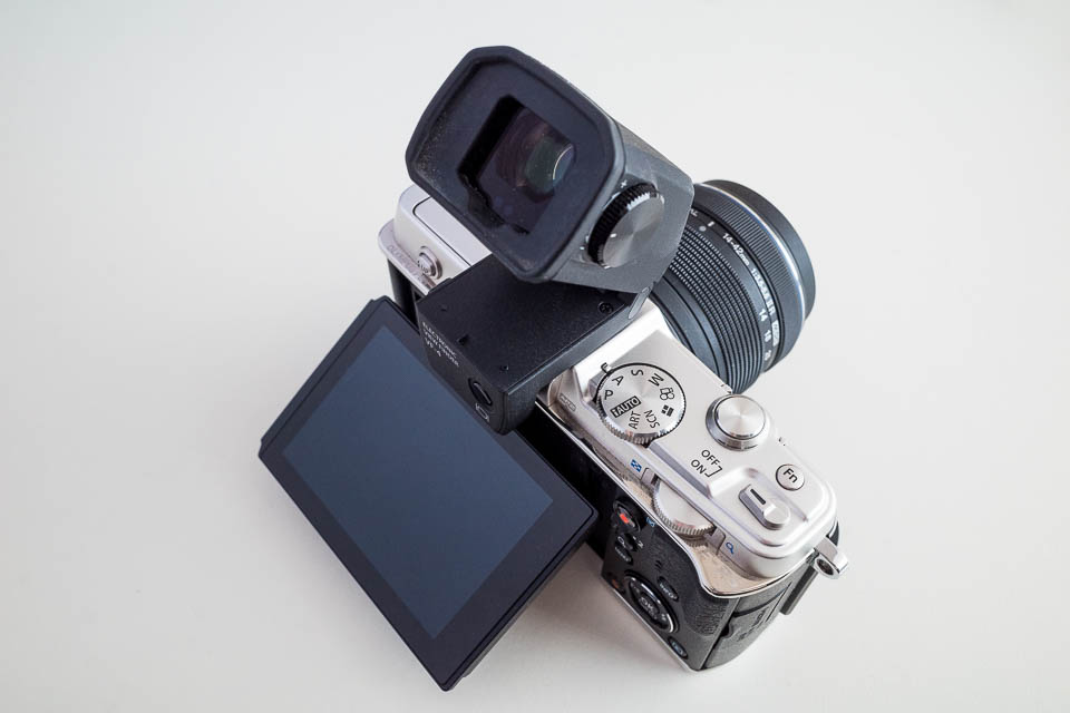 Scherm of zoeker van je camera - Kees Krick Media