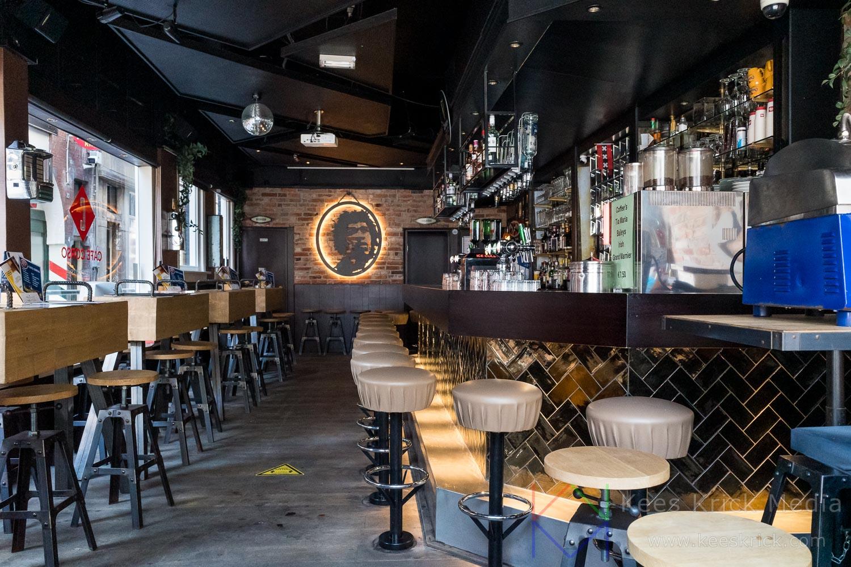 Amsterdam Oudezijds Achterburgwal - Cafe De Zeevaart
