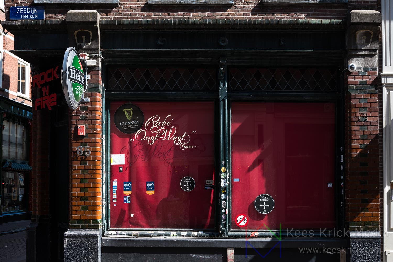 Amsterdam Zeedijk - Cafe Oost West