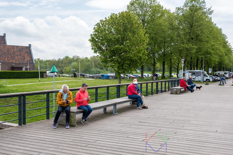 Deventer IJssel Pontje Worp